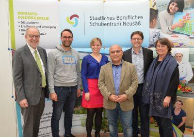 Besuch BSZ Neusäß mit Schulleitung - original