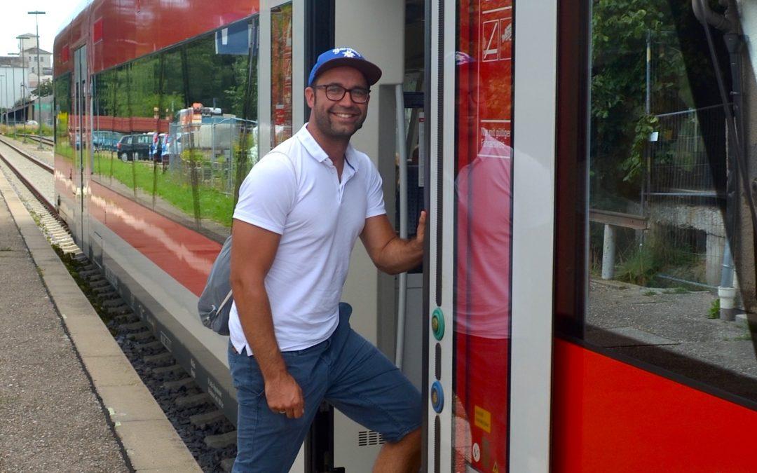 Selbstversuch: mit Öffis durch den Landkreis Günzburg