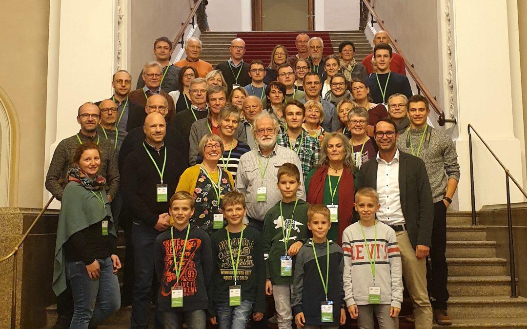 Gäste aus Bobingen im Landtag