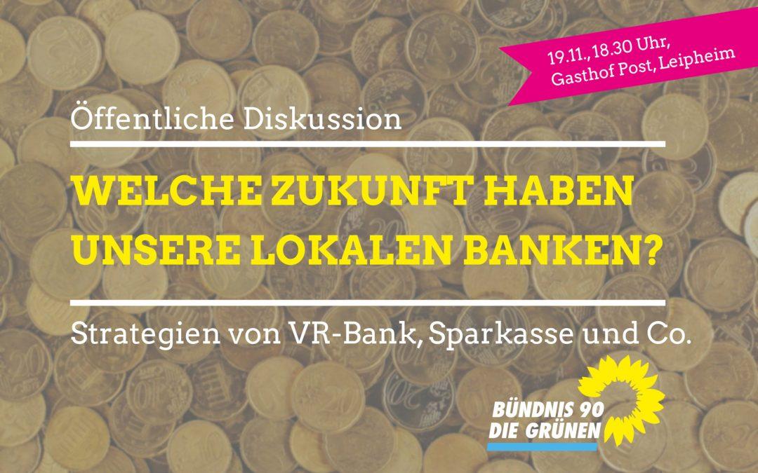 Über die Zukunft unserer Banken