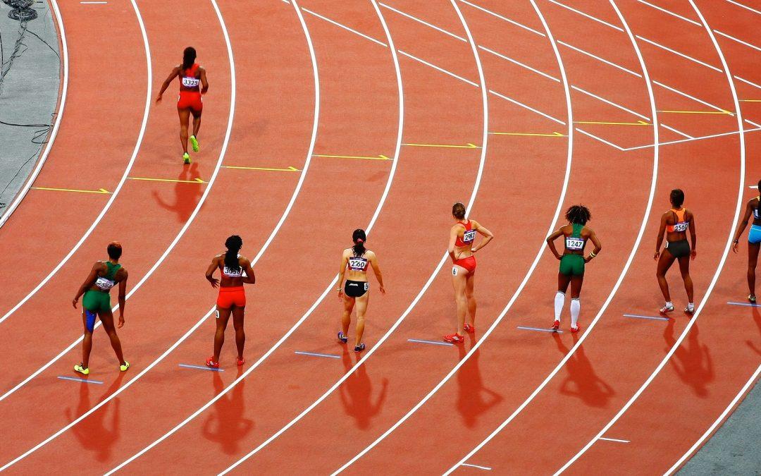 Den olympischen Gedanken leben