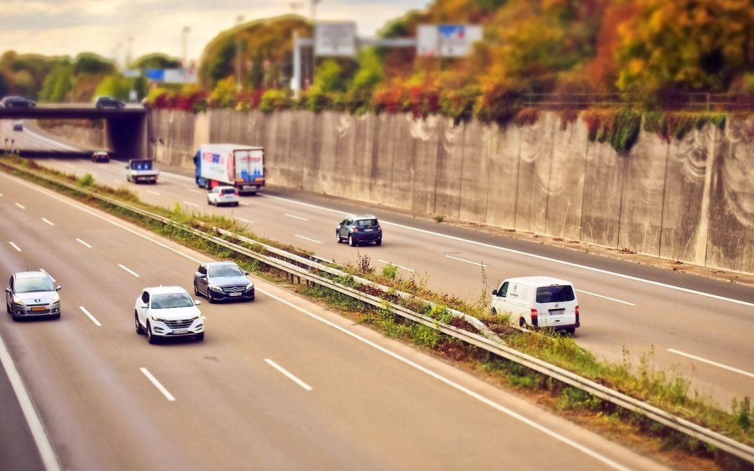 Grüne Landtagsanfrage belegt: Weniger Unfälle auf der A8