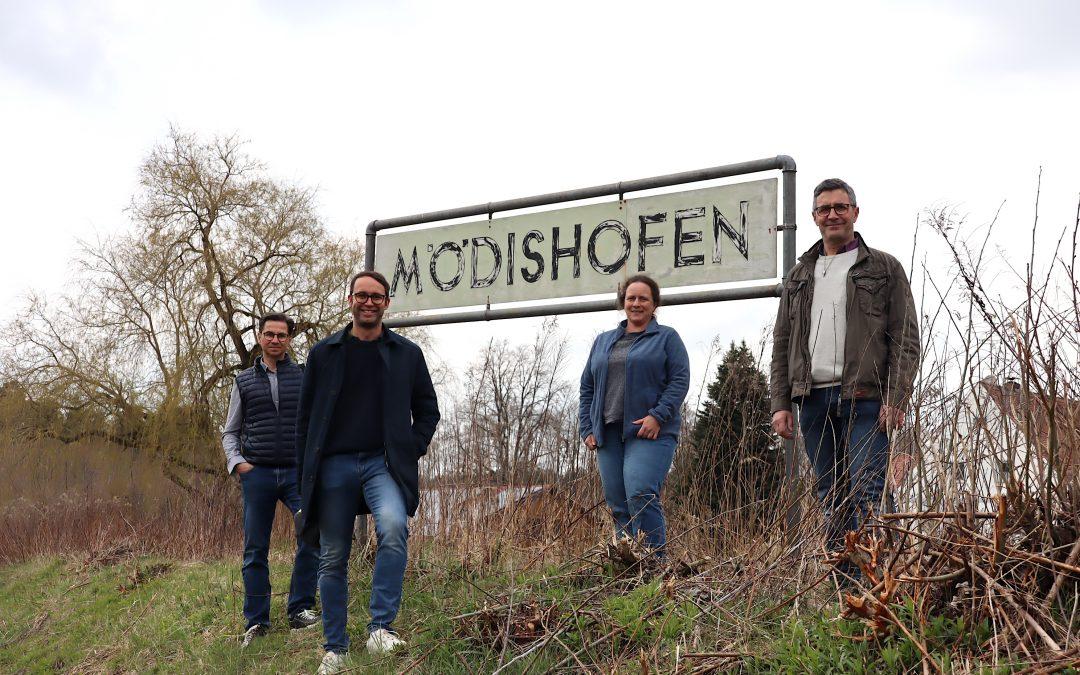 Grüne können sich Bahnhalt in Mödishofen vorstellen