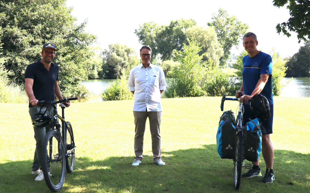 Landkreis will für Radtouristen noch attraktiver werden